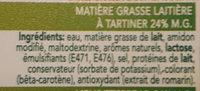 Balade vital doux - Ingrediënten - fr