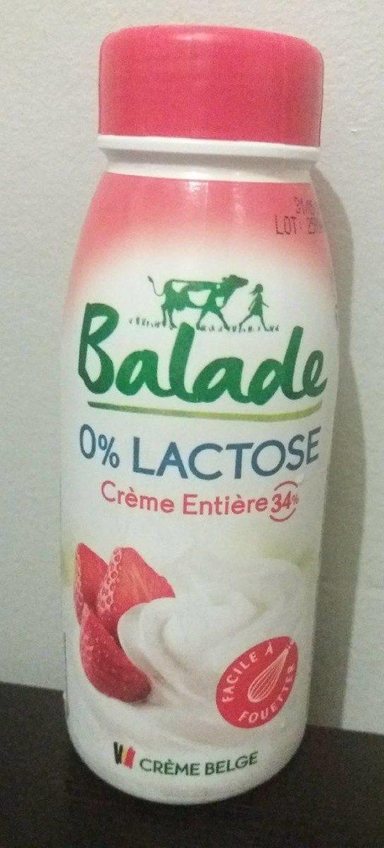 Crème Entière - Product