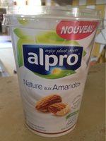 Soja et amandes - Product - fr