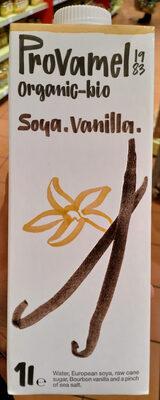 Soya vanilla - Product - en