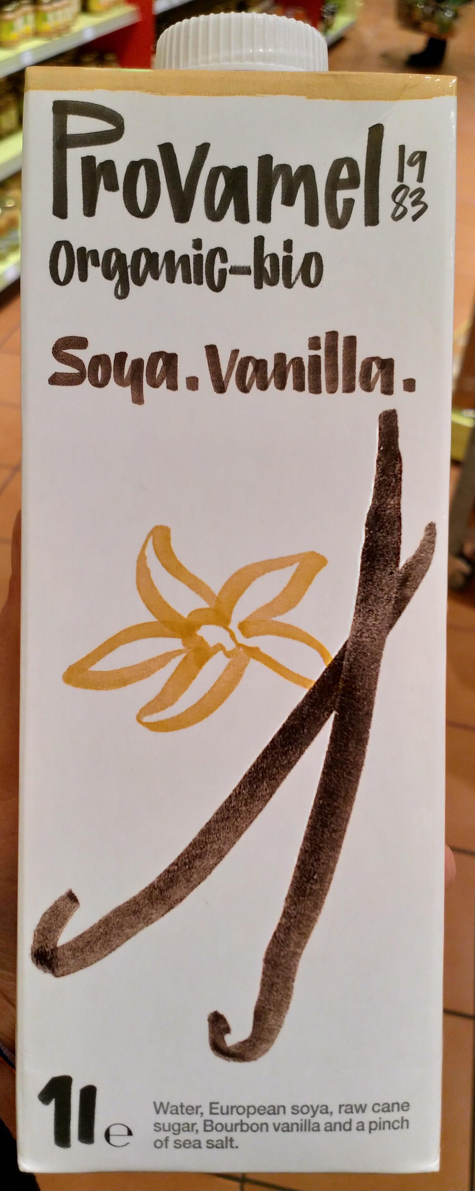 Soya vanilla - Prodotto - it