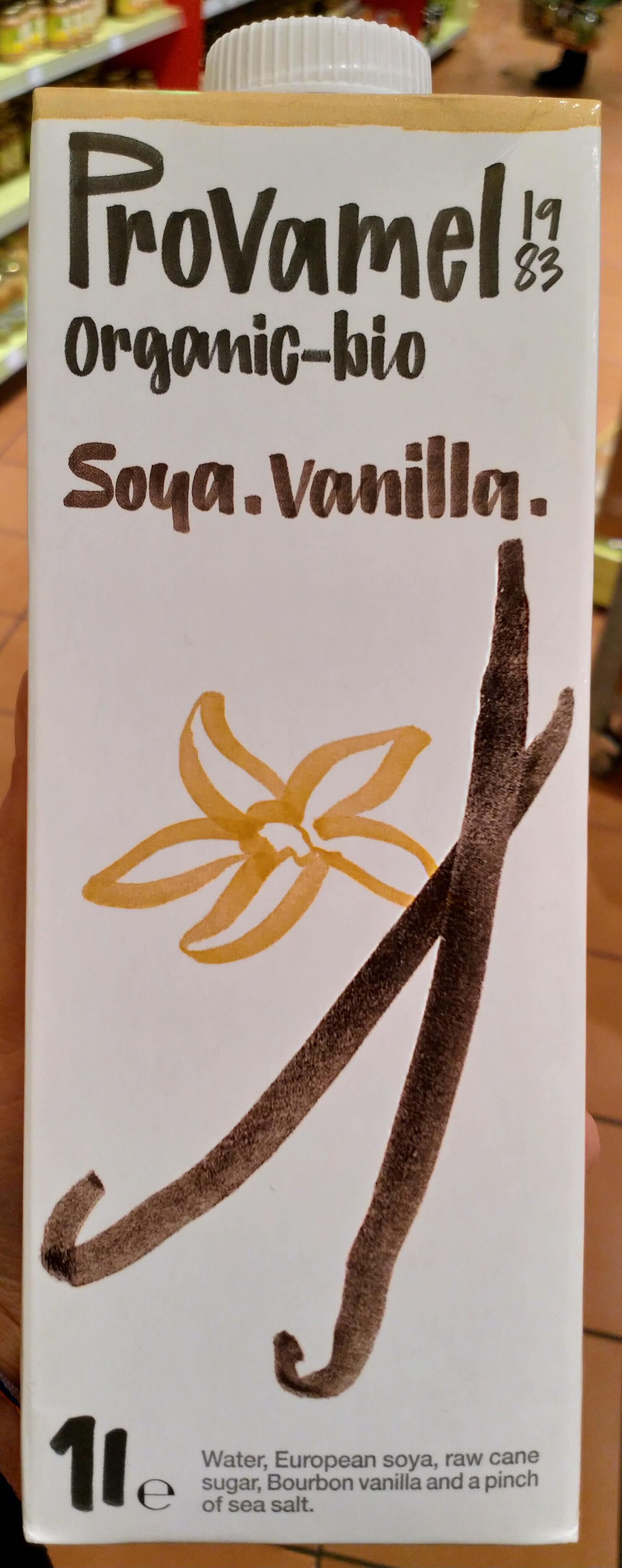 Soya vanilla - Product - nl