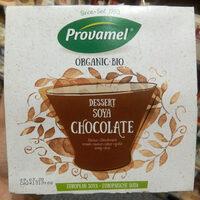 Organic bio dessert soya chocolate - Produit - fr