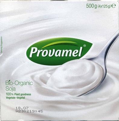 "Postre de soja ecológico ""Provamel"" Natural - Product"