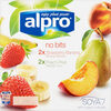 Alpro Smooth Fruit Yogurt 4X125g - Product