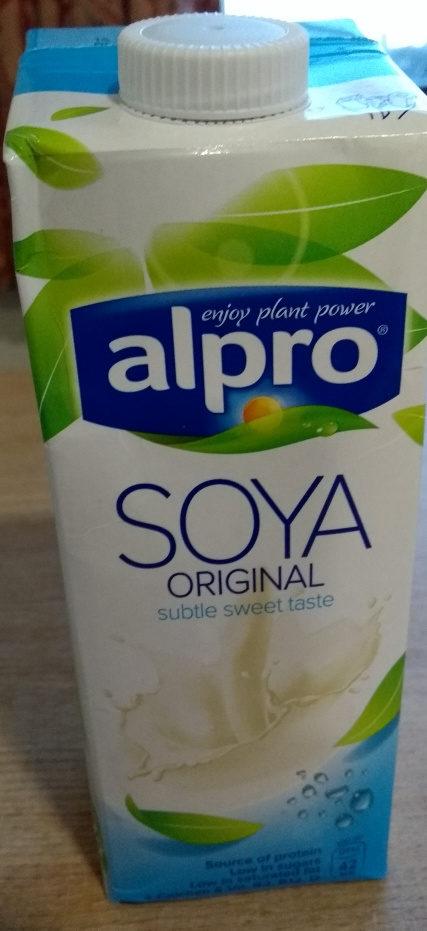 Soya Drink Original - Produit - fr