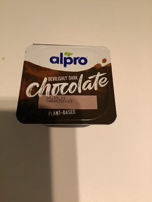 Alpro chocolate - 11