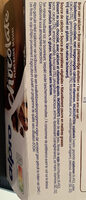 Alpro chocolate - Ingredients - en