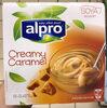 Soya dessert - Creamy Caramel - Product