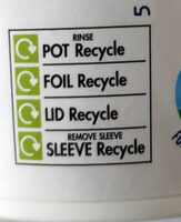 Plain soy - Recycling instructions and/or packaging information - en