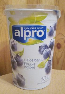 alpro Heidelbeere - Produkt