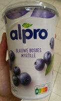 Sojajoghurt Heidelbere - Product - nl