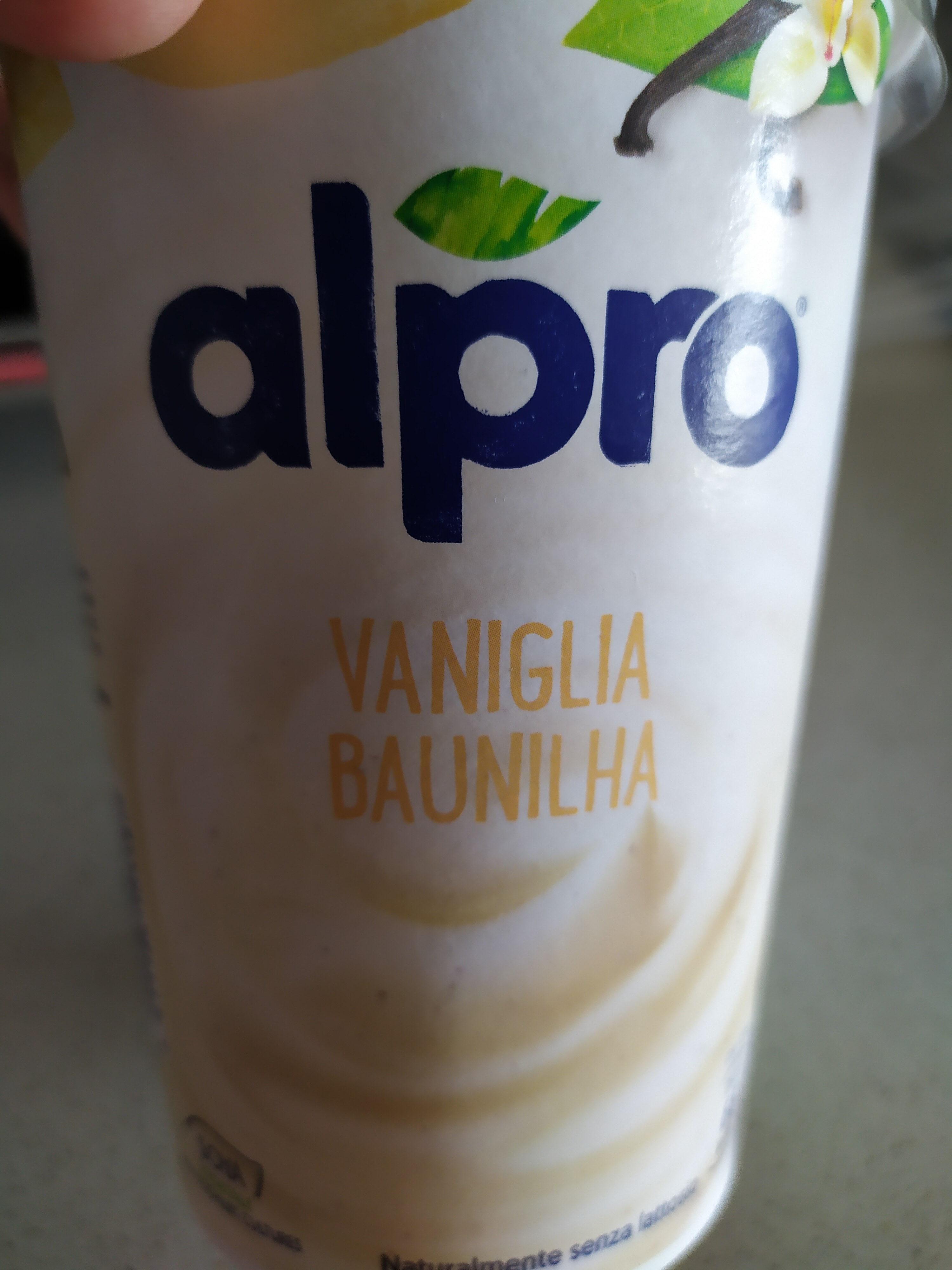 Alpro Vaniglia/ Baunilha - Product - en