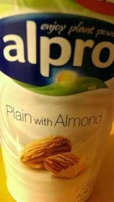 Plain with almond - Producto
