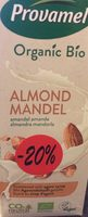 Boisson Aux Amandes Bio - - Provamel - Voedingswaarden - fr
