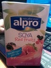 Soya - Red fruits - Produit