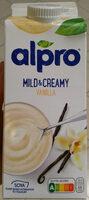 Mild & Creamy Vanille - Product - nl