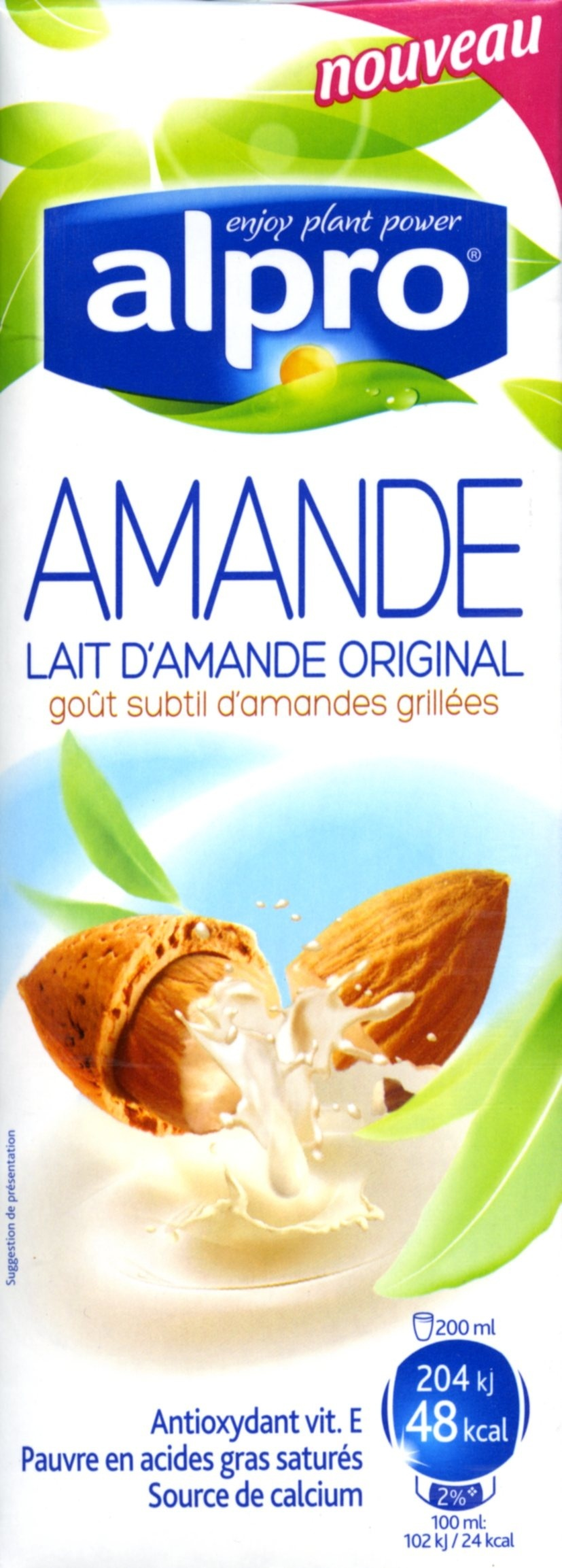 Lait d'amande original - Product