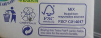Mandel - Instruction de recyclage et/ou informations d'emballage - fr