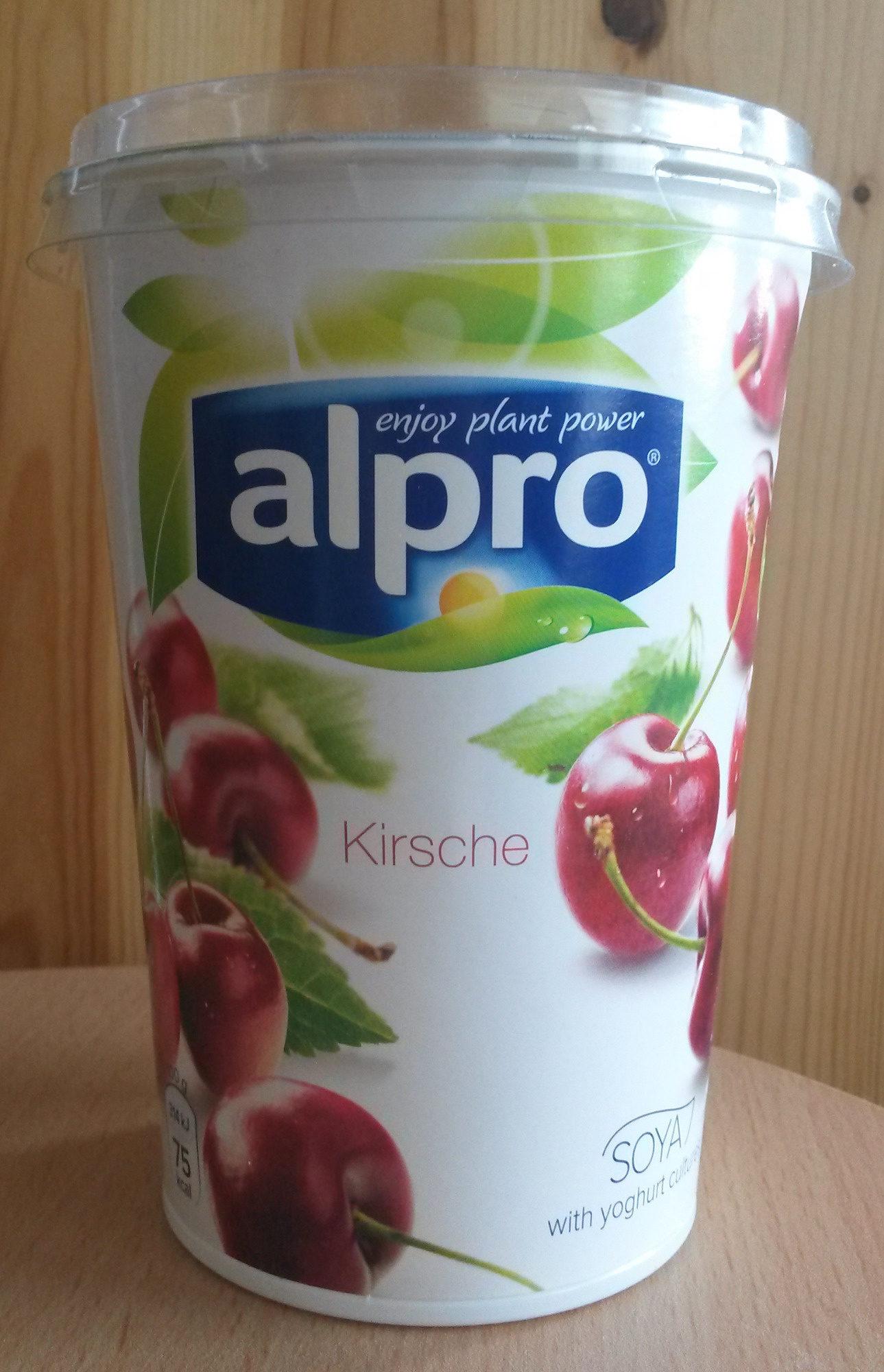Alpro Kirsche - Product