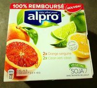Yaourt agrumes - Producte