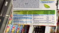 Soya Sans Morceaux - Nutrition facts