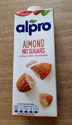 Roasted Almond No Sugars - Produkt - en