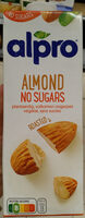 Roasted Almond No Sugars - Product - nl
