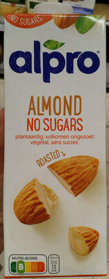alpro Almond No Sugars - Product - nl