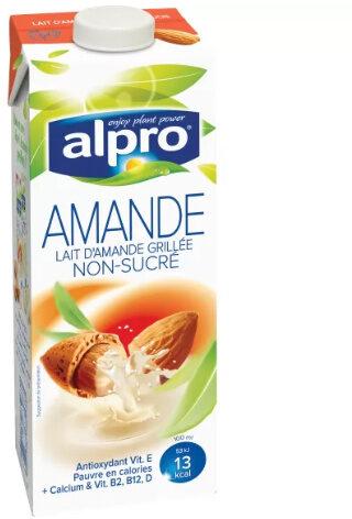 lait d'amande grillée non sucré - Produit