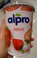 Soya Strawberry with Rhubarb - Produkt - de