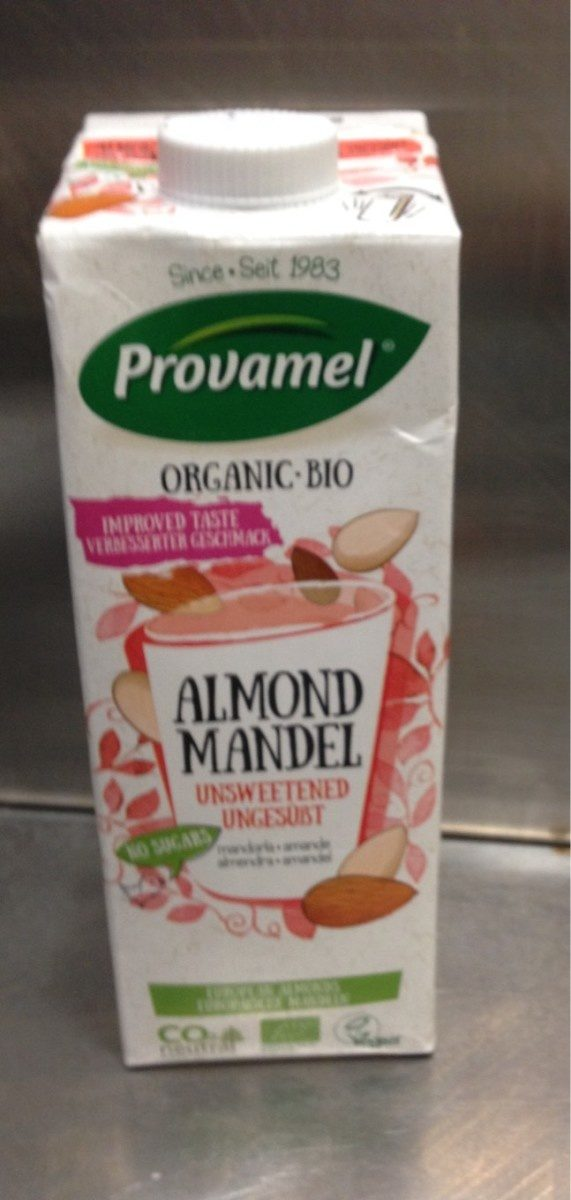 Almond Mandel Milch - Product
