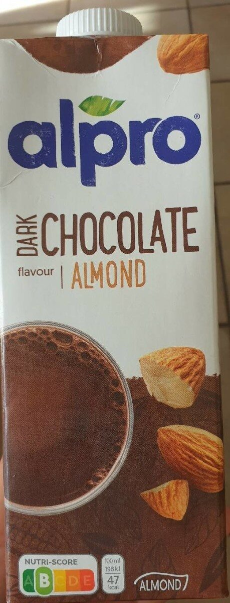 Dark Chocolaté Almond - Product - fr