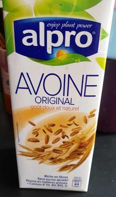 Avoine original - Product