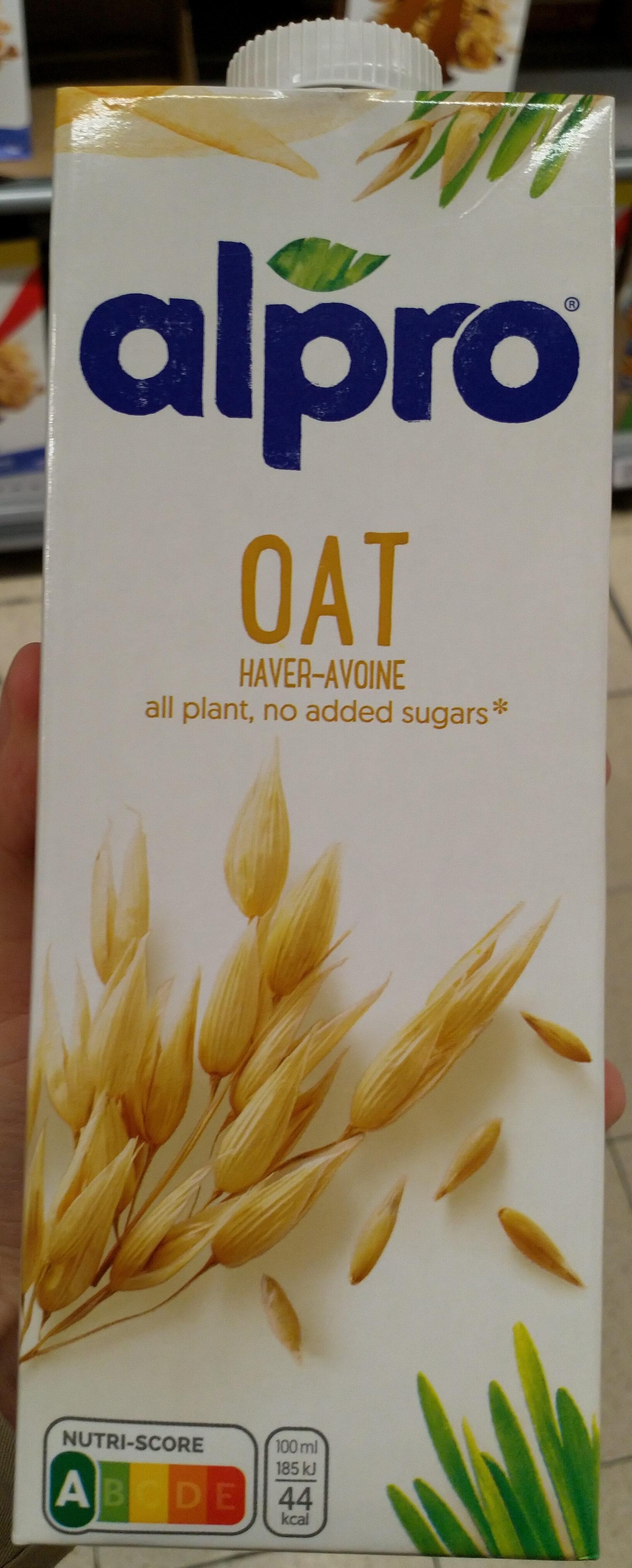 Alpro Oat - Product - nl