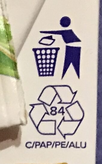 Avoine original - Recycling instructions and/or packaging information - cs