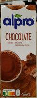 Soja saveur chocolat - Produit - fr