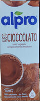 Bevanda di soya gusto cioccolato - Product - it