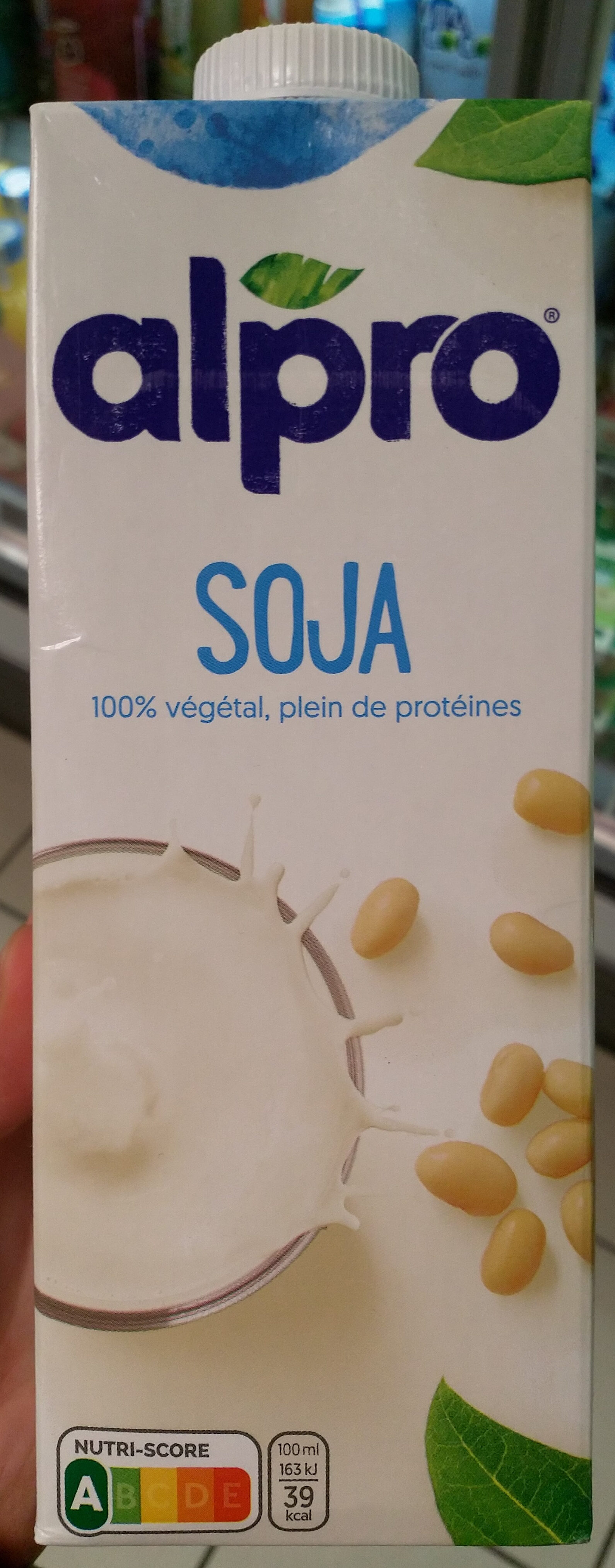 Soja original saveur douce - Product - fr