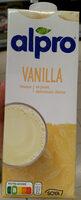 Vanilla flavour soya - Produit - nl