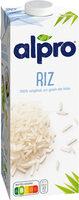 Alpro Riz 1L - Produit - fr