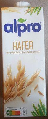 Alpro Hafer - Produit - de