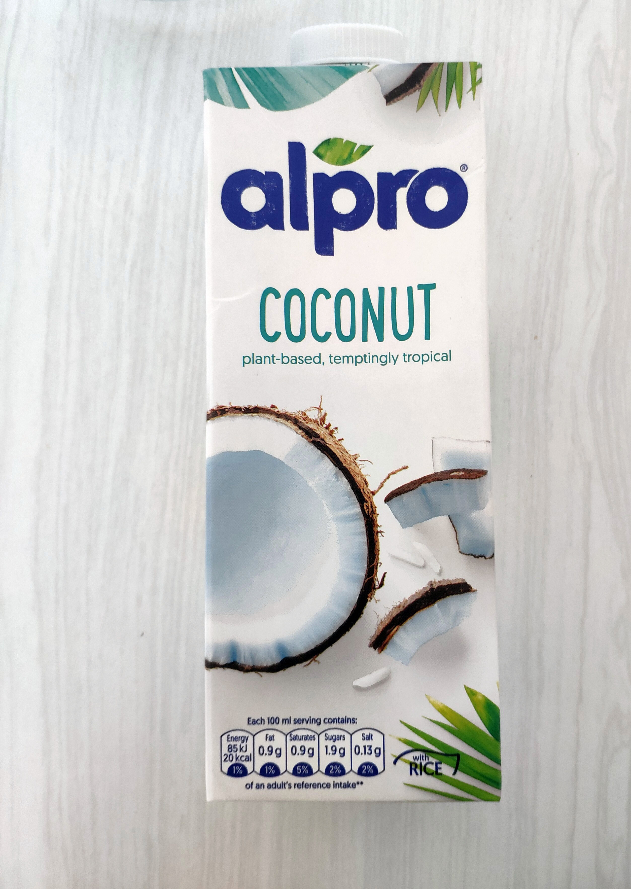 Coconut - Produto - en