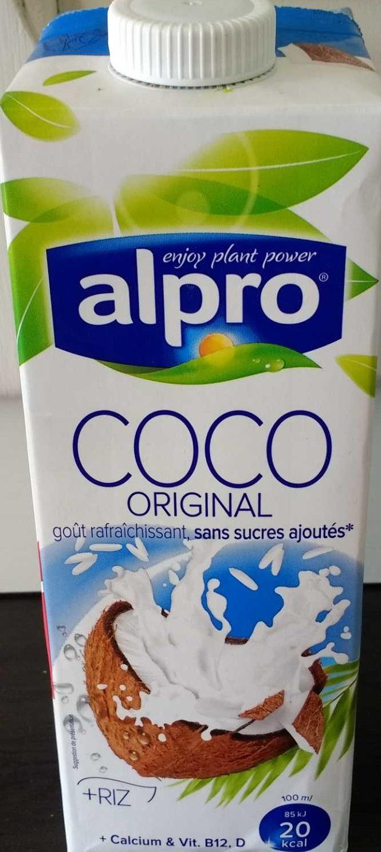 Coco original - Produit