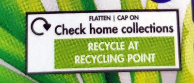 Coconut - Wiederverwertungsanweisungen und/oder Verpackungsinformationen - en