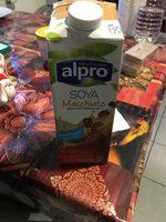 Alpro Sojadrink Macchiato - Product - fr