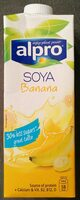 Alpro Soya Drink Banana - Product