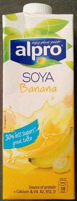 Alpro Soya Drink Banana - Produit