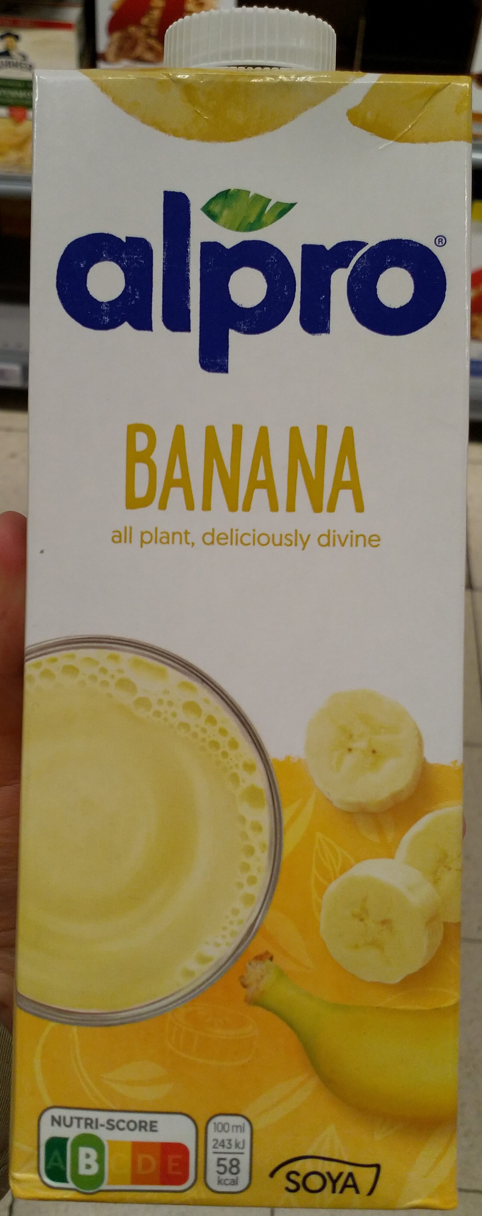 Soya Drink Banana - Product - nl