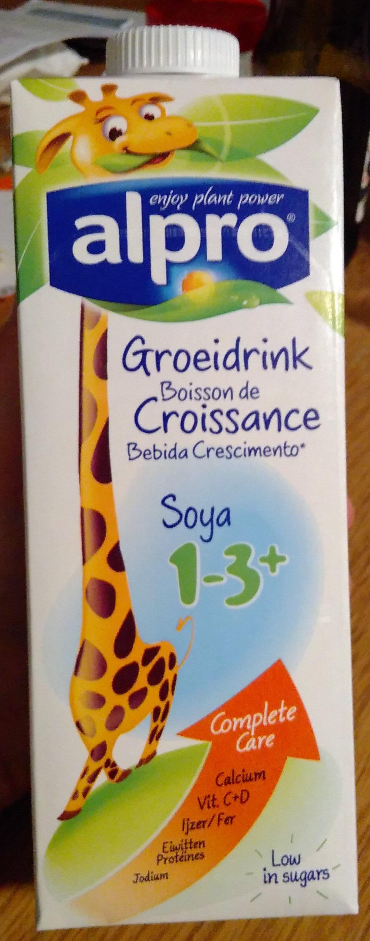 Boisson de Croissance Soya 1-3+ - Produit - fr